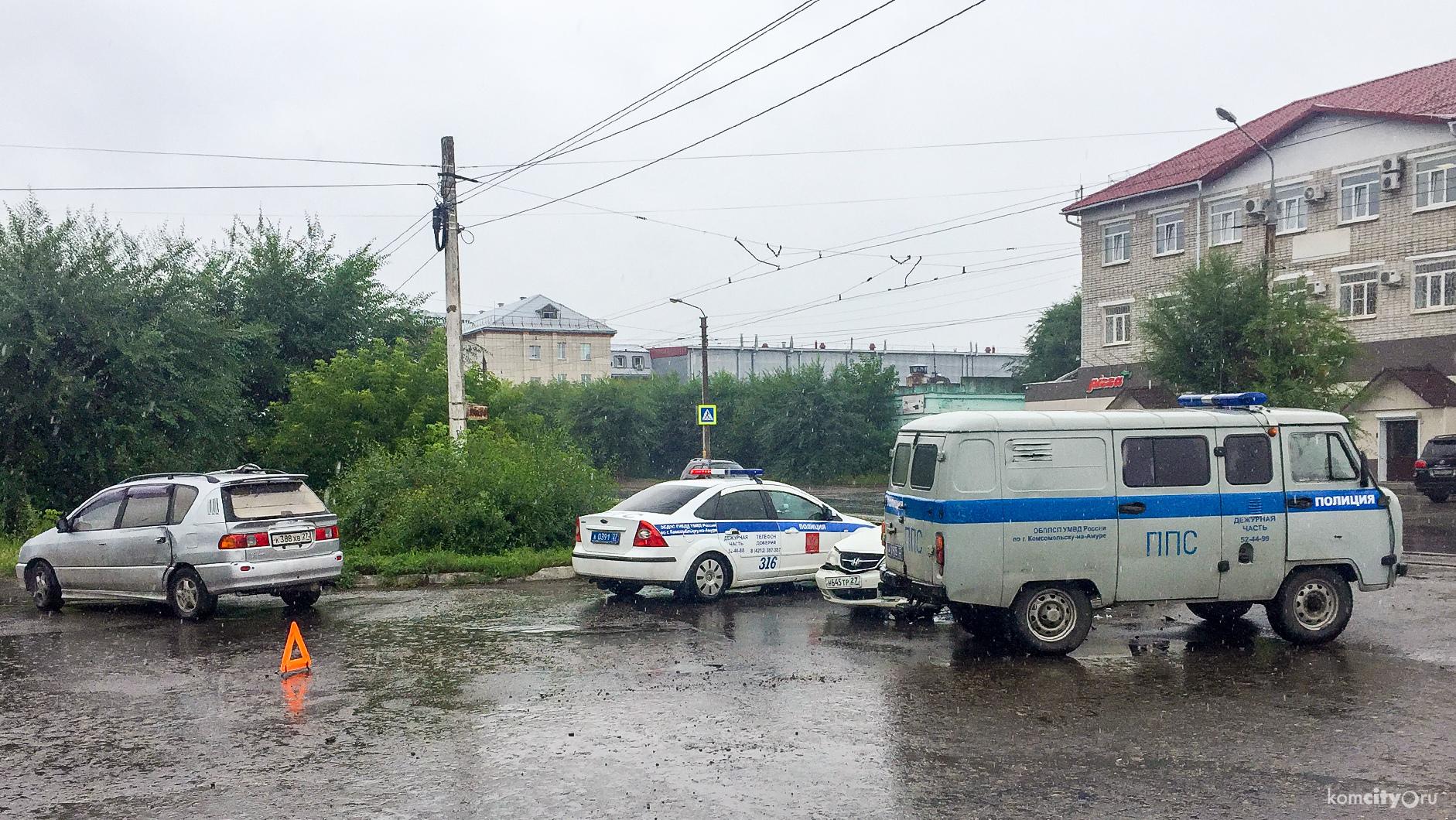 рыбак расстрелял полицейских хабаровск