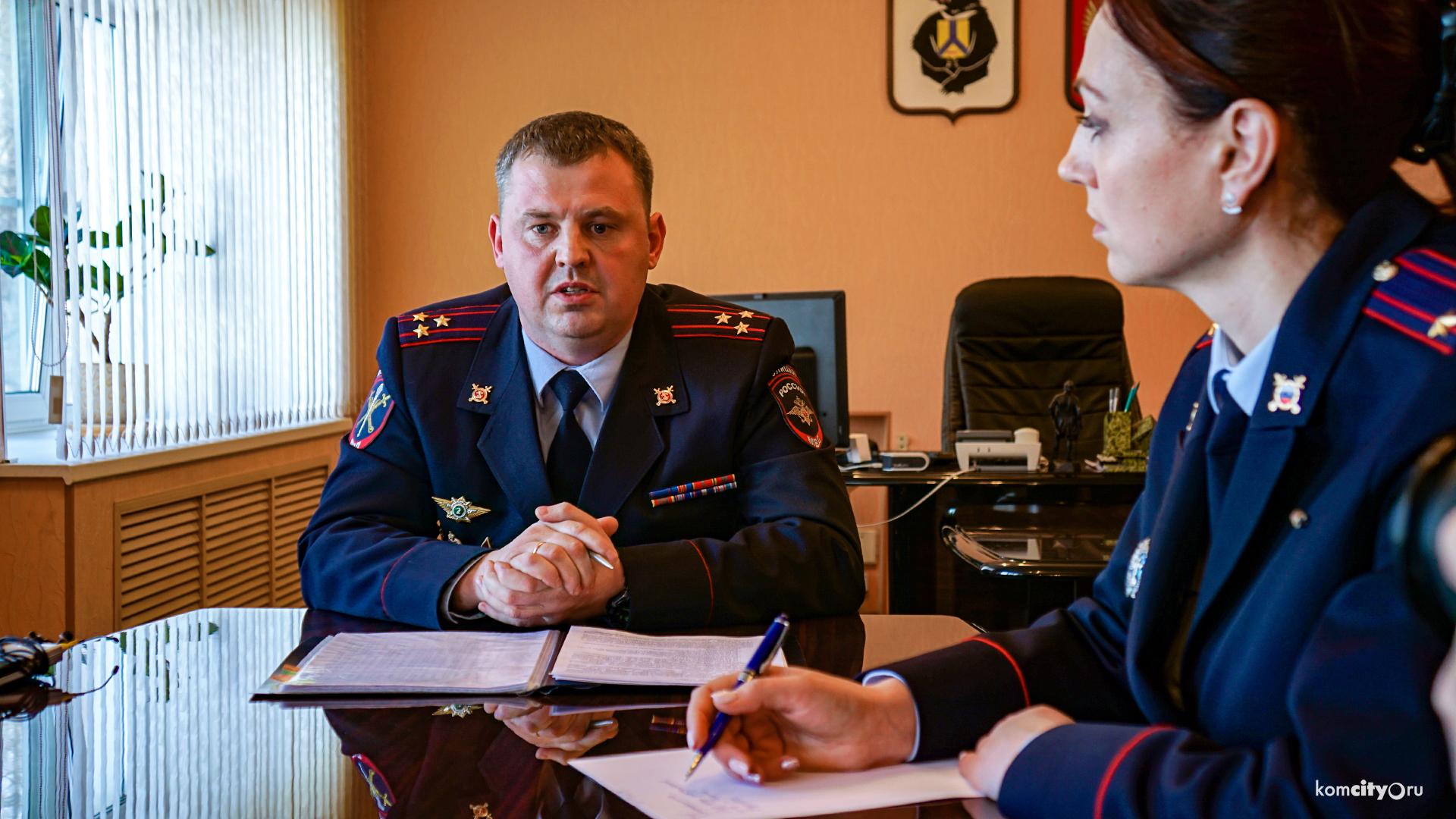 За год преступлений в Комсомольске-на-Амуре стало больше почти на 10%