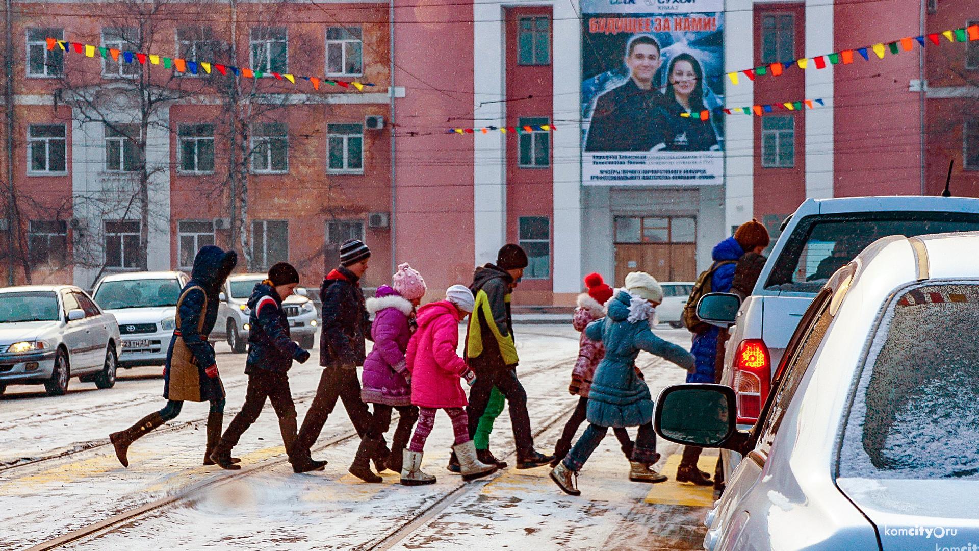 Школьникам Комсомольска-на-Амуре продлили каникулы